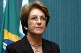 A matemática Thelma Krug, vice-presidente do IPCC. Foto: Divulgação/MMA.