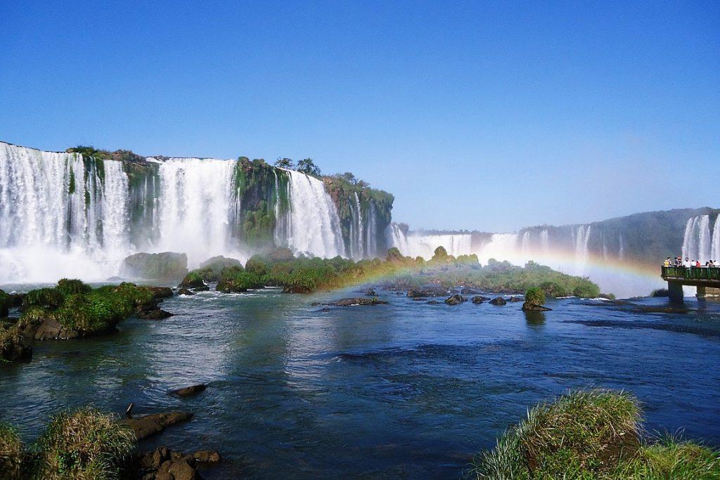 Parque nacional do Iguaçu é o segundo parque mais visitado do país, só perde para o da Tijuca. Foto: Jean M. Freitag Kramer/Wikiparques.