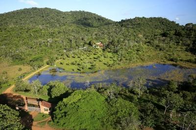 Serra do Conduru. Foto: Diculgação.