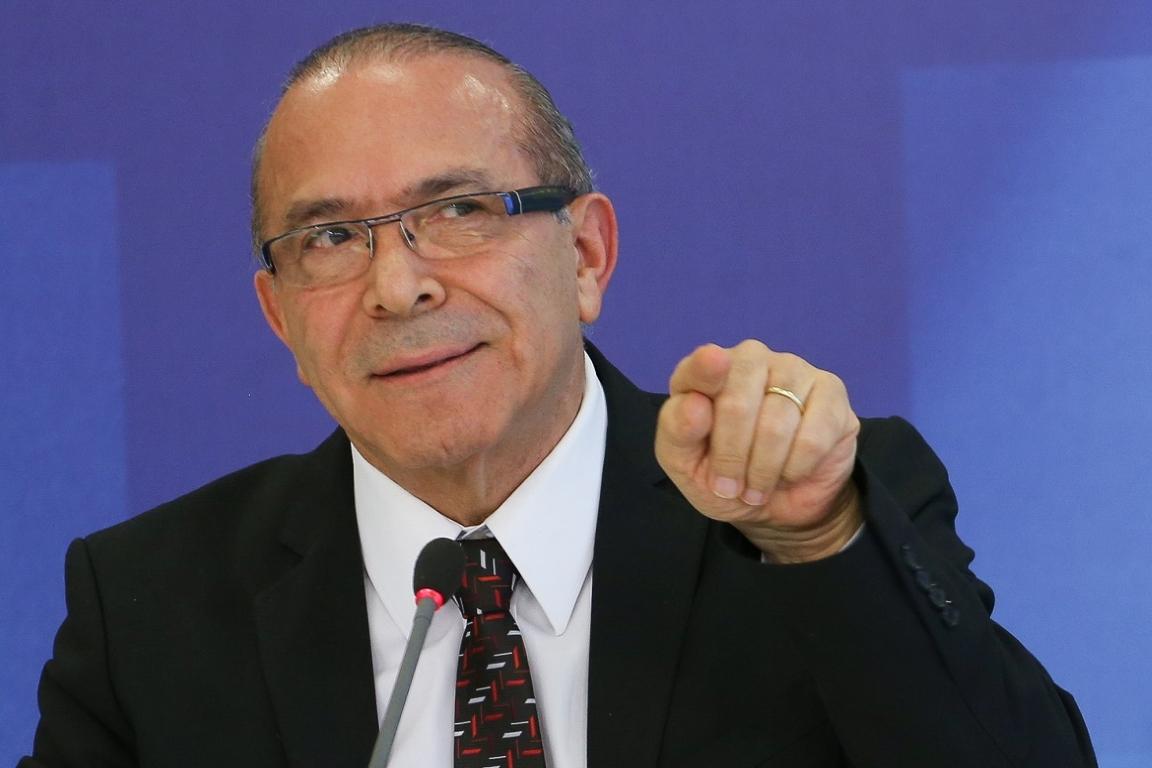 O ministro da Casa Civil, Eliseu Padilha. Foto: Lula Marques/Agência PT.