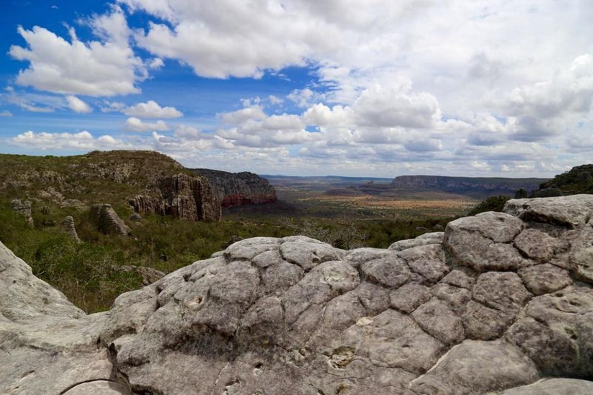 Parque Nacional do Catimbau - Foto: Bruno vinícius/Wikiparques.