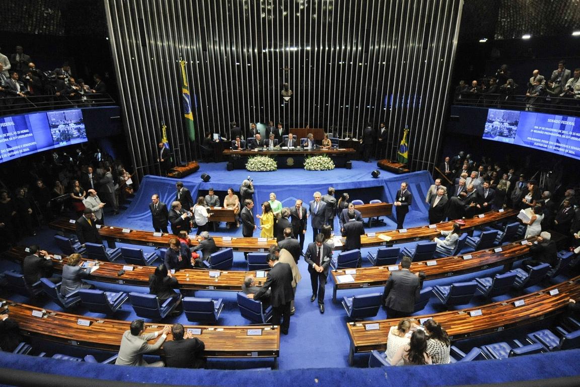 Senado está pronto para votar MPs que recortam UCs na Amazônia. Foto: Jonas Pereira/Agência Senado/Arquivo.