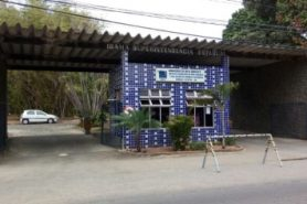 Sede da superintendência do Ibama no Rio Grande do Norte. Foto: Carolina Lisboa.