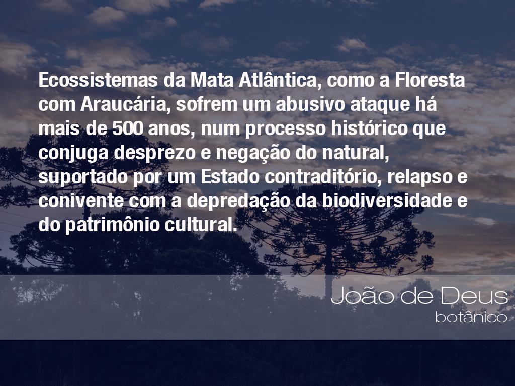 Frases Do Meio Ambiente João De Deus Botânico 29062017