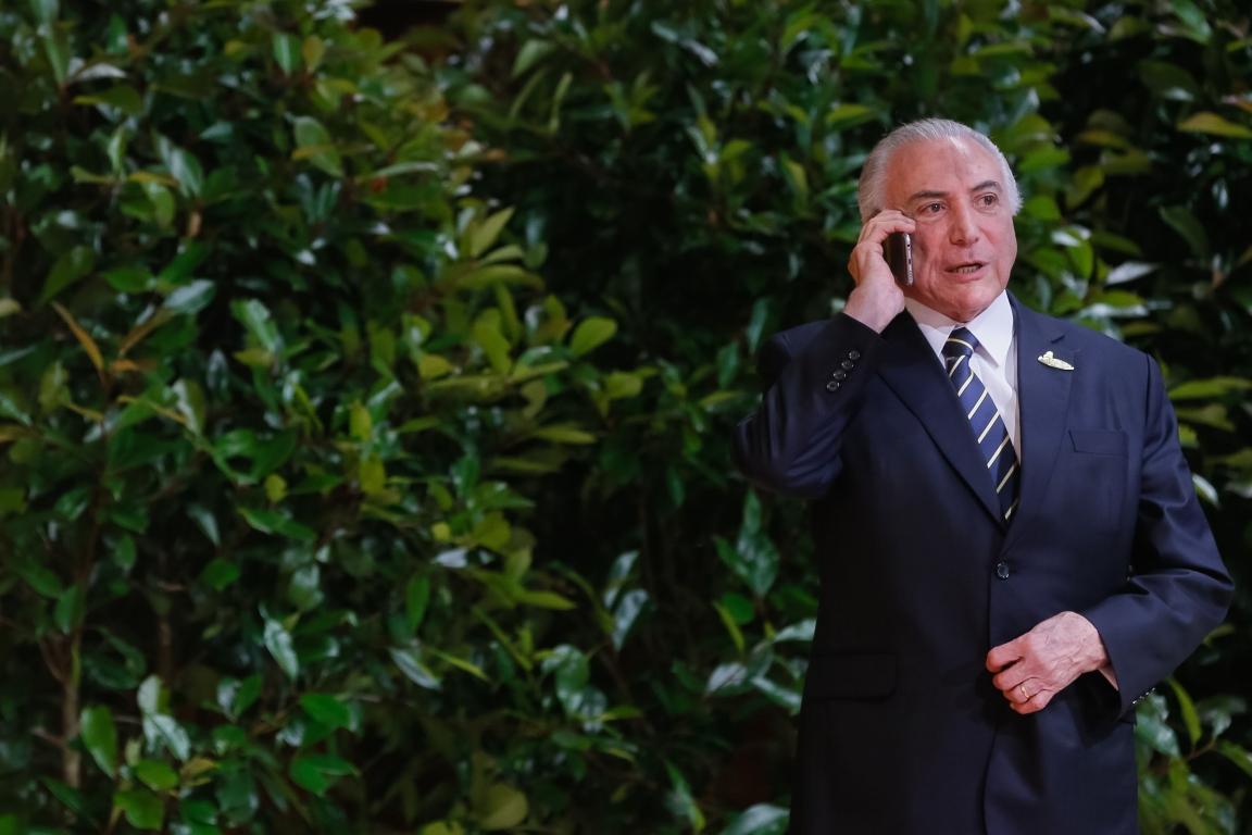 Presidente tem até amanhã para sancionar a MP da grilagem. Foto: Beto Barata/PR.