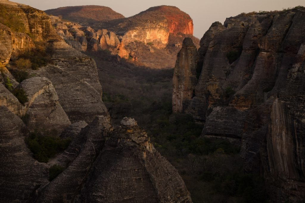 Parque Nacional da Serra da Capivara. Foto: Joaquim Neto/Wikiparques.