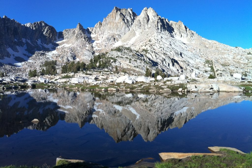 John Muir Trail. Foto: Wikipédia.