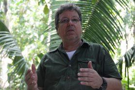 Rogério Gribel.  Foto: Luciete Pedrosa/Inpa.
