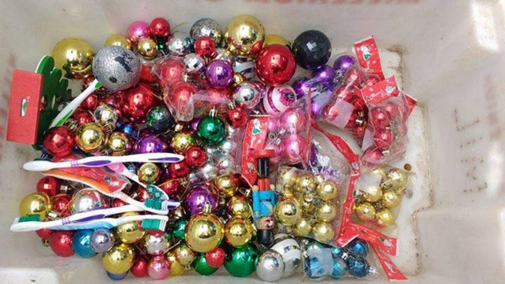 Mais artefatos natalinos. Foto: Divulgação.