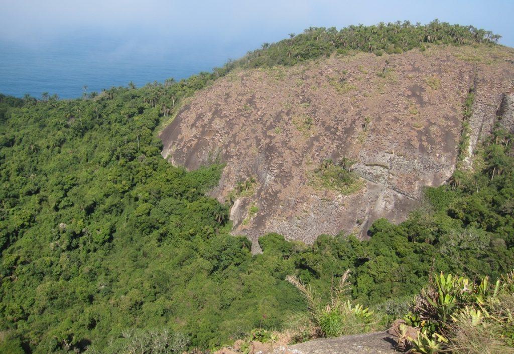 O arquipélago tem 93 espécies ameaçadas, sendo 20 endêmicas, que só ocorrem neste pedacinho do paraíso. Foto: Daniele Bragança.