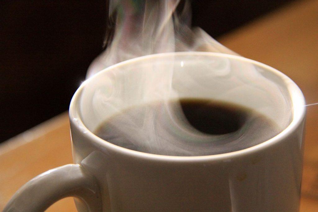 Tire esse aquecimento global do caminho do cafezinho. Foto: Waferboard/Flickr.