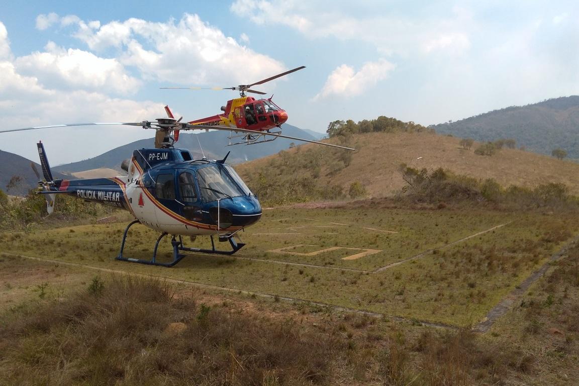 Foto: Parque Estadual da Serra do Papagaio/Divulgação.
