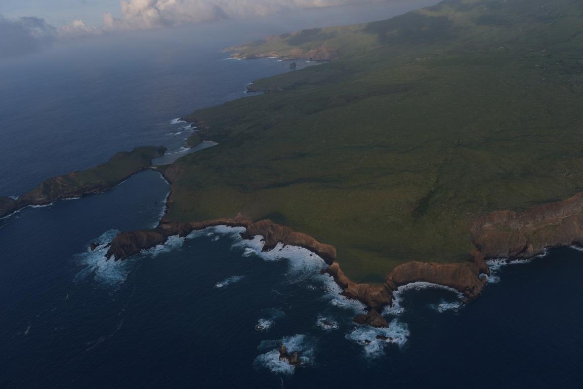 O governo mexicano anunciou que o arquipélago de Revillagigedo foi elevado ao status de Parque Nacional Marinho, onde serão protegidos o equivalente a 14,8 milhões de hectares. Foto: Governo do México/Flickr.