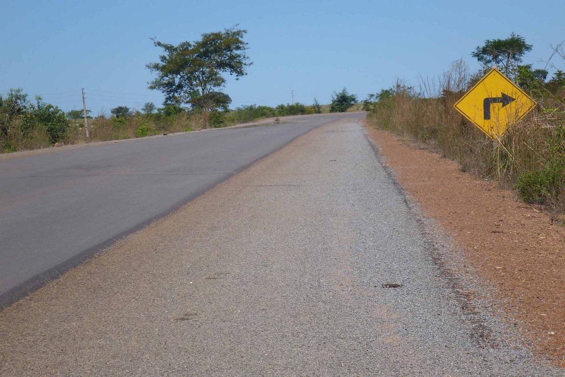 A FUNAI aprovou a continuidade do licenciamento ambiental para a pavimentação da BR-158, em Mato Grosso. Foto: Agência CNT de Notícias/Flickr.