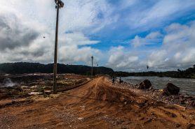 O MPF pediu ao Ibama que não libere a Licença de Operação à UHE São Manoel até que todas as condicionantes da Licença de Instalação sejam cumpridas e as irregularidades reparadas. Foto: Mídia Ninja.