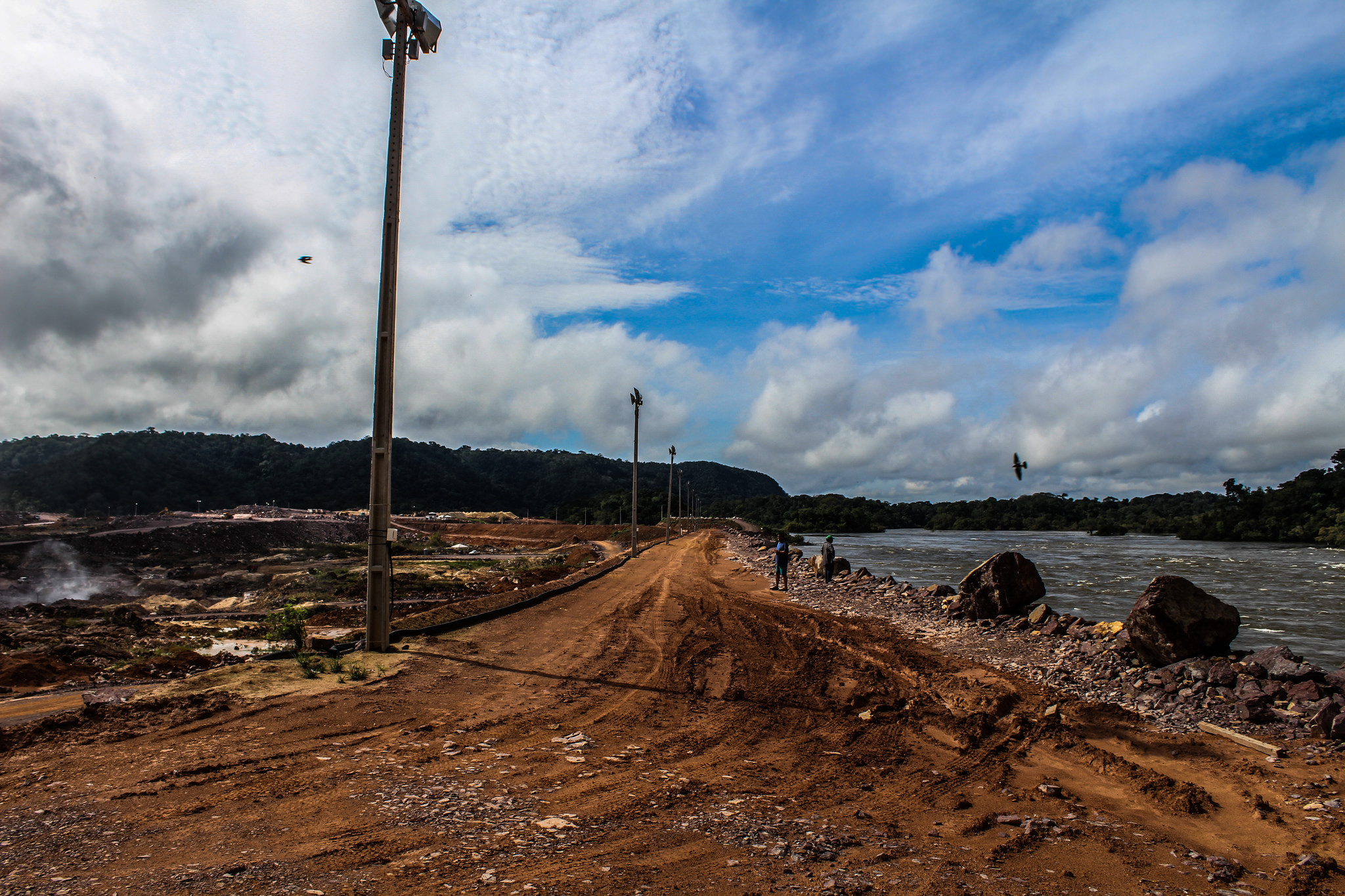 MPF recomenda ao Ibama anulação de licença da Usina São Manoel