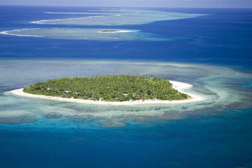 Fiji (acima) é um dos lugares que a biodiversidade melhorou. Foto: Wikipédia.