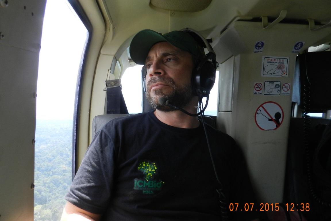 Servidor do ICMBio lança livro sobre conflitos agrários na região da BR-163