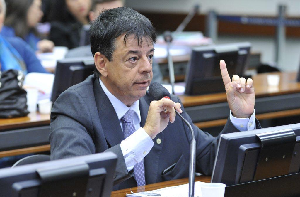 Deputado Toninho Pinheiro (PP-MG), autor do Projeto de Lei 3.751/2015. Foto: Alex Ferreira/Câmara dos Deputados.