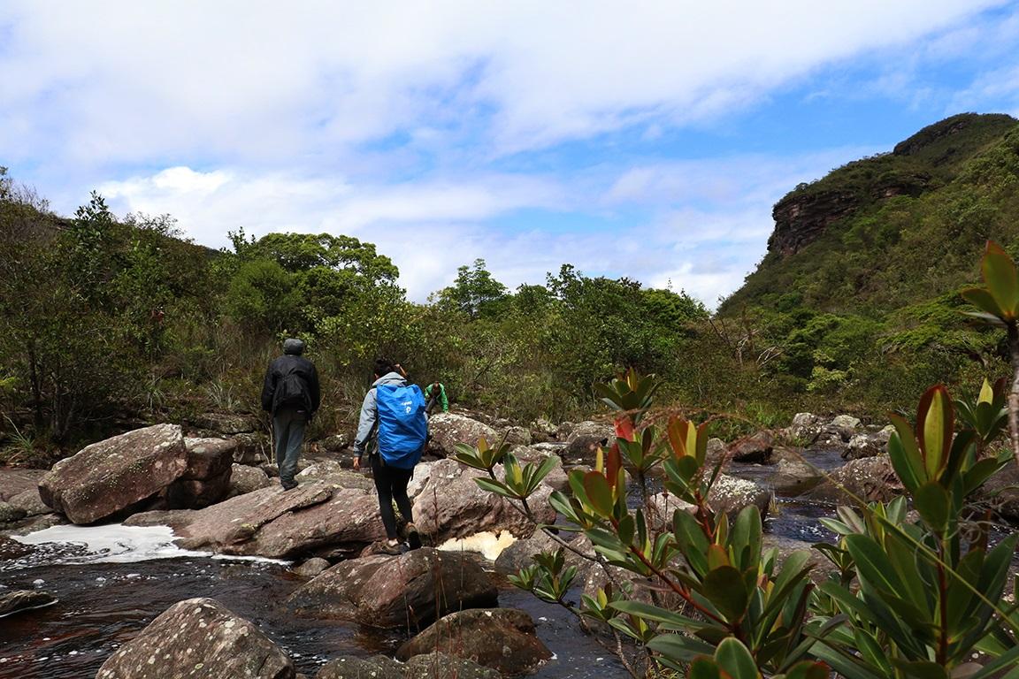 Os muitos caminhos do Parque Nacional da Chapada Diamantina
