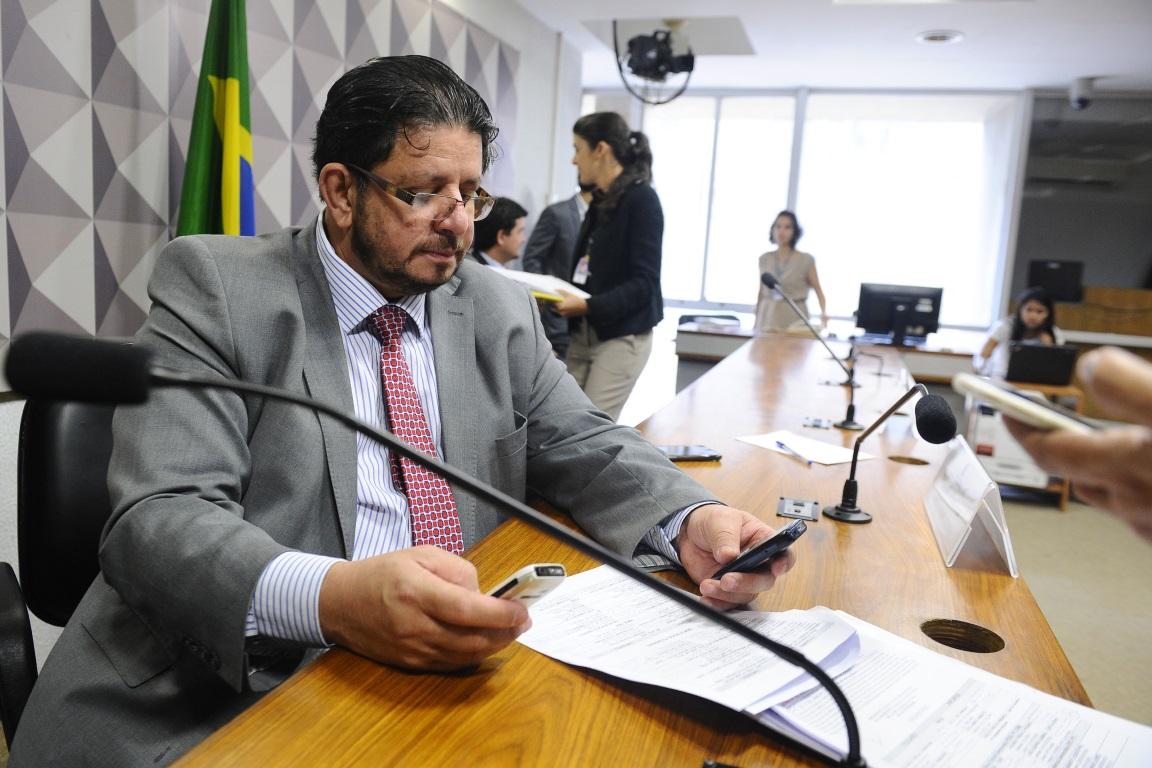 Presidente interino da Câmara dos Deputados, Fábio Ramalho (PMDB-MG). Foto: Senado Federal.