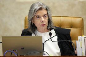 Ministra Cármen Lúcia já definiu a data da retomada do julgamento do Código Florestal. Foto: Rosinei Coutinho/SCO/STF.
