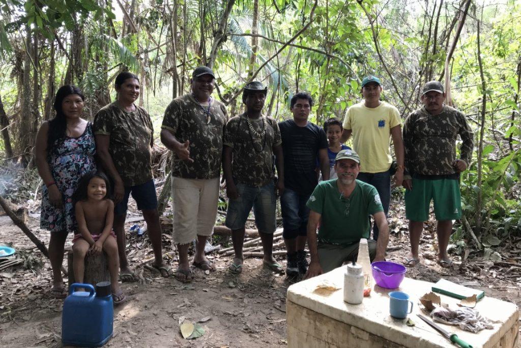 Guardiões da Floresta. Foto: Flávio Ubaid.
