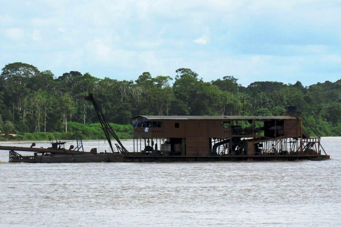 Justiça Federal suspende licenças para garimpo no Amazonas