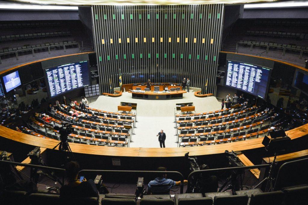 Câmara dos Deputados, um dos locais onde se fazem as leis, boas ou ruins. Foto: Arquivo/Agência Brasil