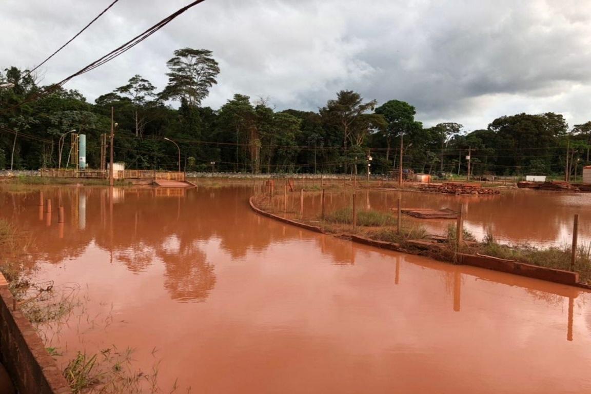 Justiça determina que Hydro Alunorte não use depósito de rejeitos