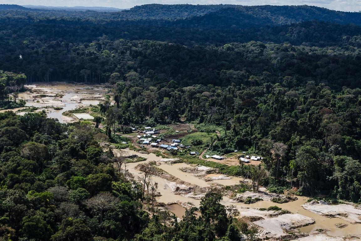 MPF entra com ação contra garimpo ilegal no Pará