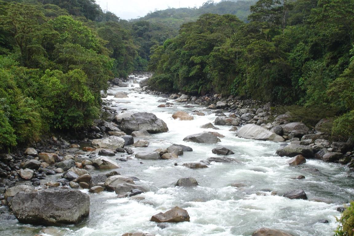A Amazônia desconectada pelas barragens