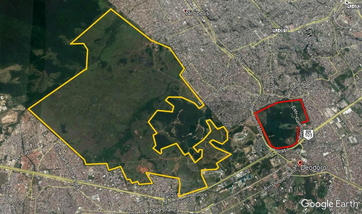 Prefeitura do Rio quer autódromo na Floresta de Deodoro