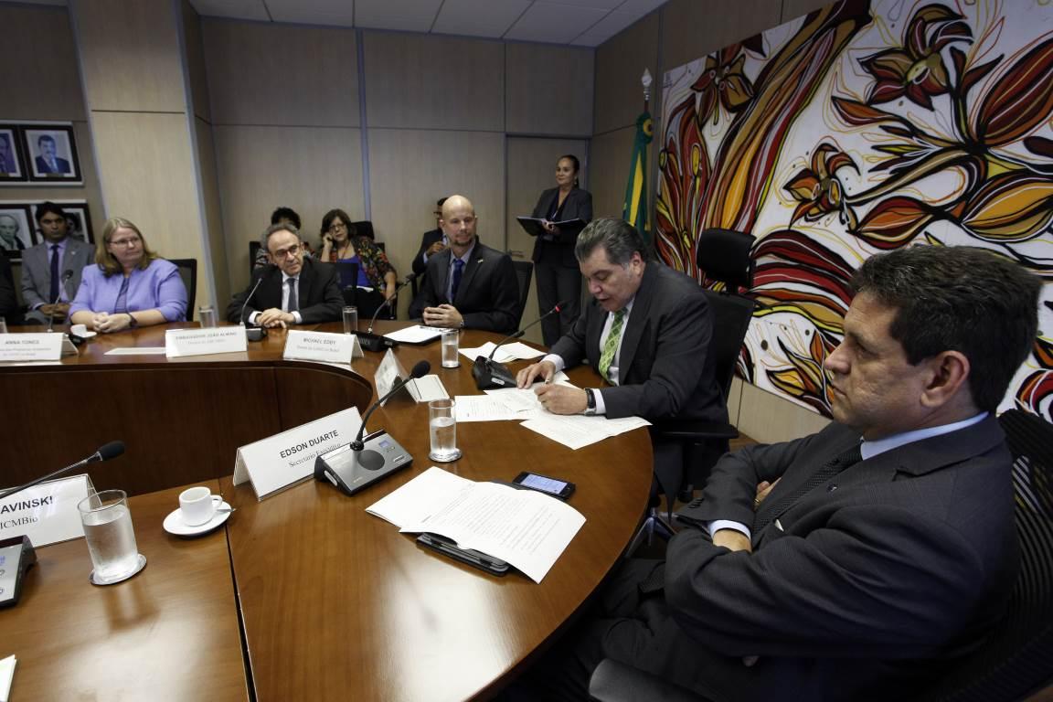 Sarney Filho cria cinco áreas protegidas no último dia como ministro