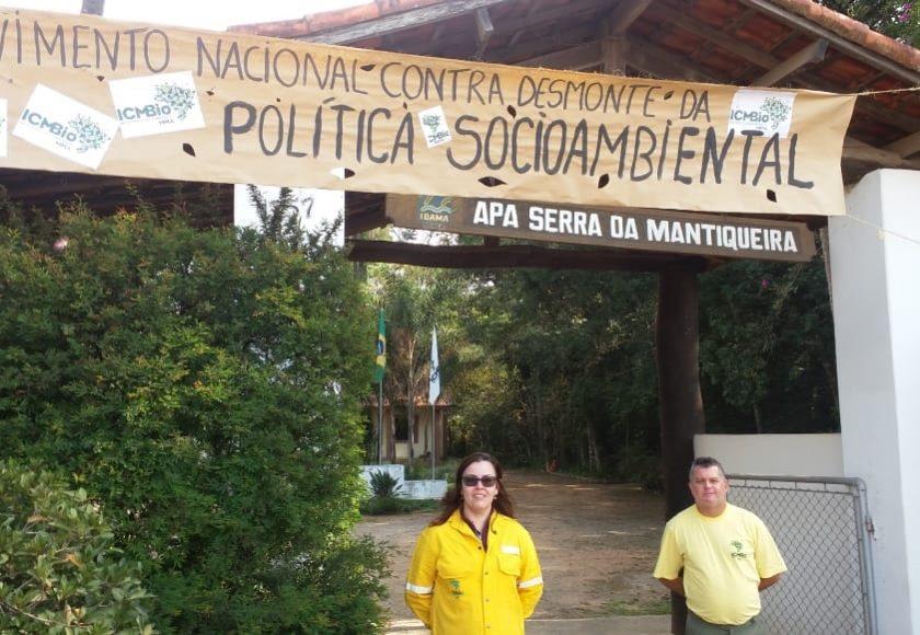 Área de Proteção Ambiental Serra da Mantiqueira. Foto: Divulgação
