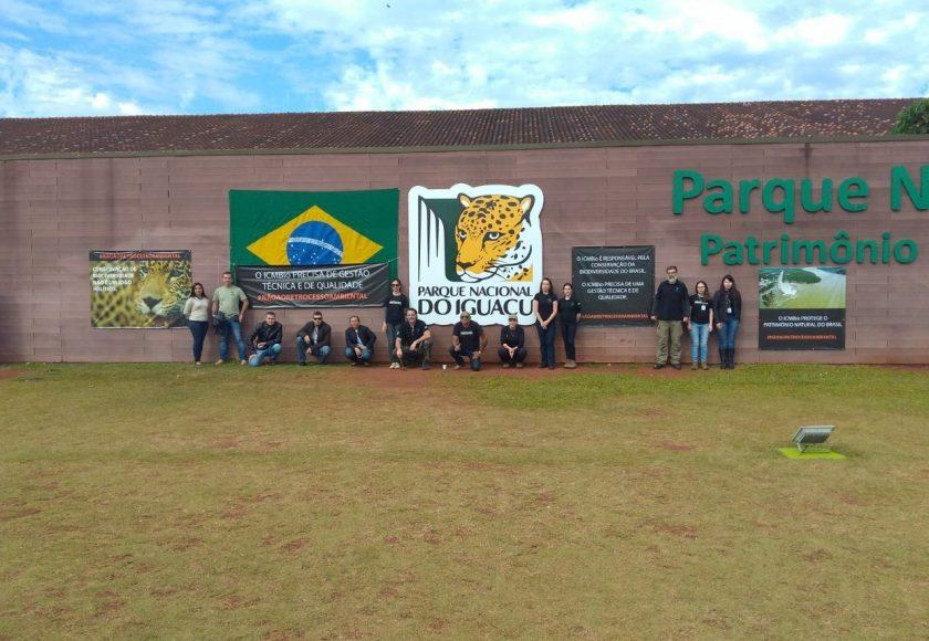 Parque Nacional do Iguaçu. Foto: Divulgação