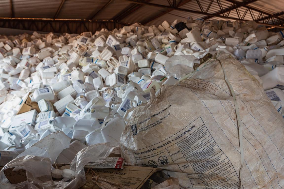 Organizações Internacionais lucram milhões com contrabando de agrotóxicos