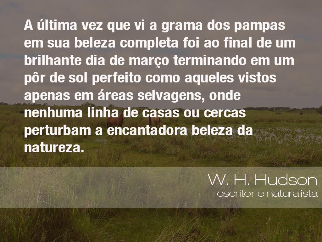 Frases Do Meio Ambiente W H Hudson Escritor E Naturalista 16