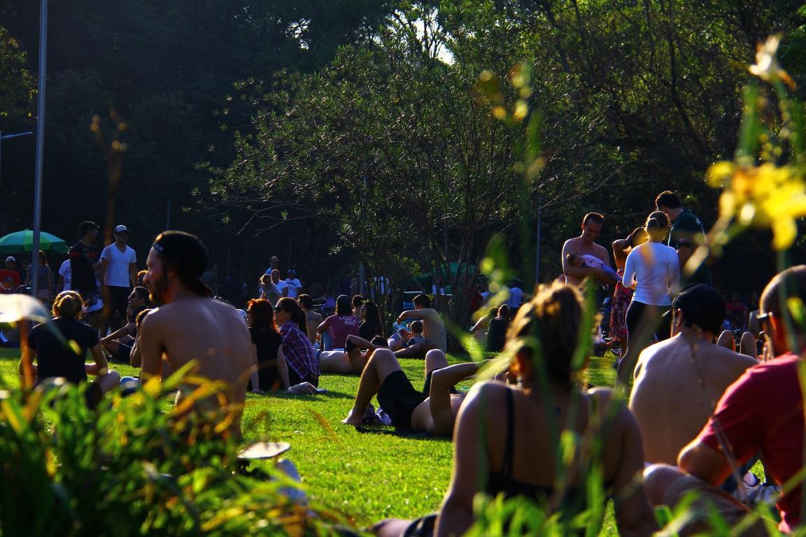 Mais de 90% dos brasileiros gostariam de ter mais contato com a natureza, diz Ibope