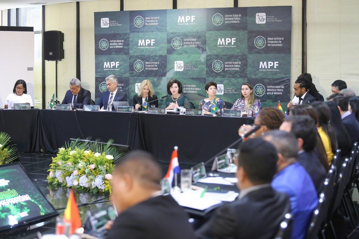 Instituto global que reúne membros do MP para o Ambiente sai do papel