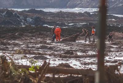 Governo determina inspeções diárias em barragens como de Brumadinho