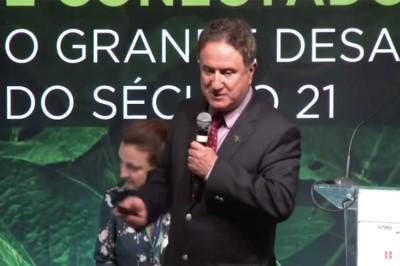 Agromitômetro: OC e ISA checam as declarações de Evaristo de Miranda