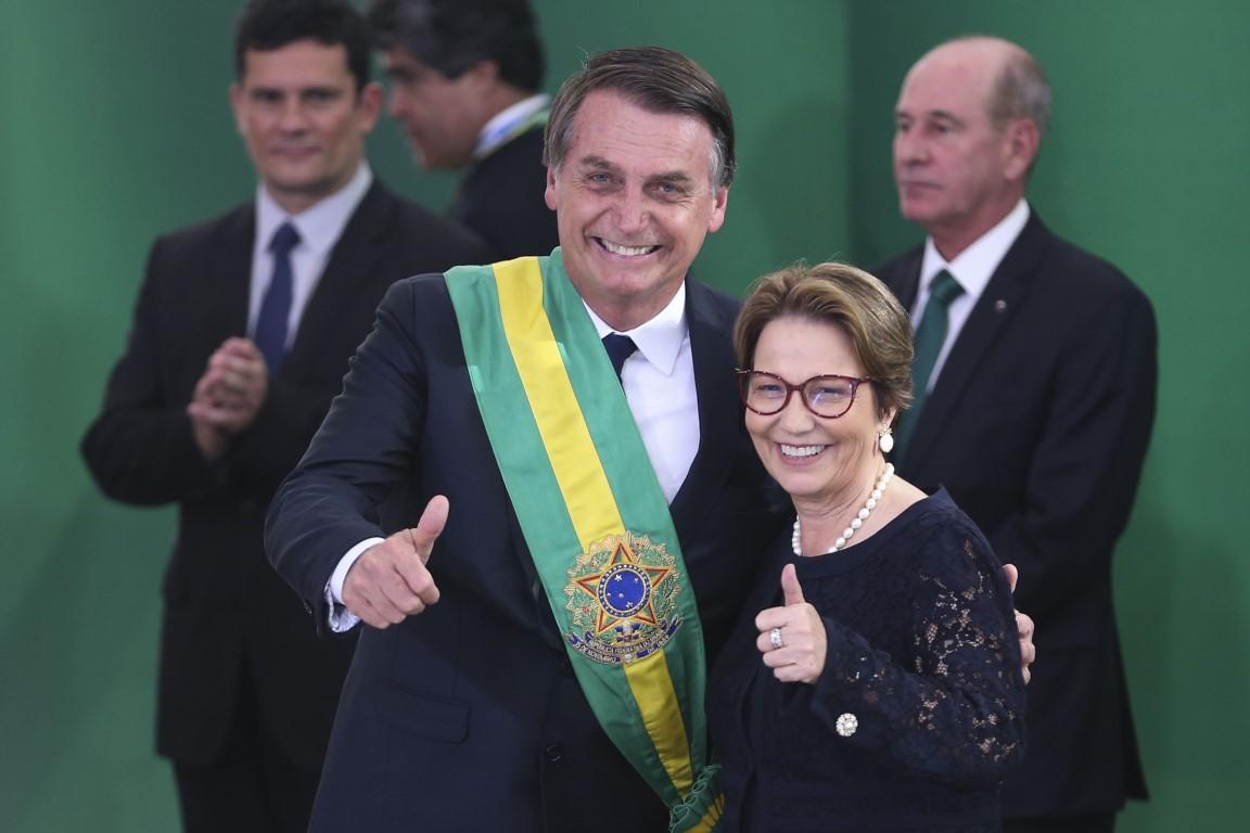 Serviço Florestal Brasileiro passa a integrar o Ministério da Agricultura