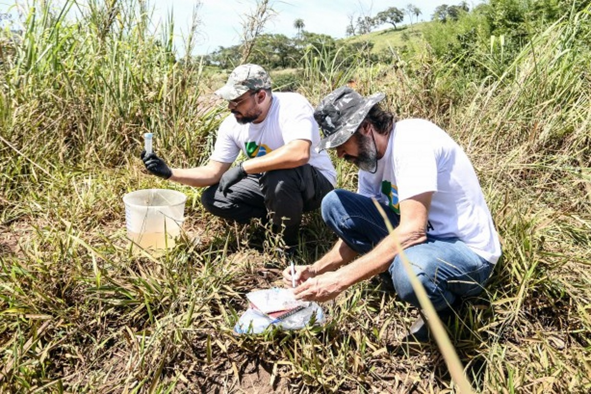 Água do rio Paraopeba não tem condições para consumo, aponta estudo