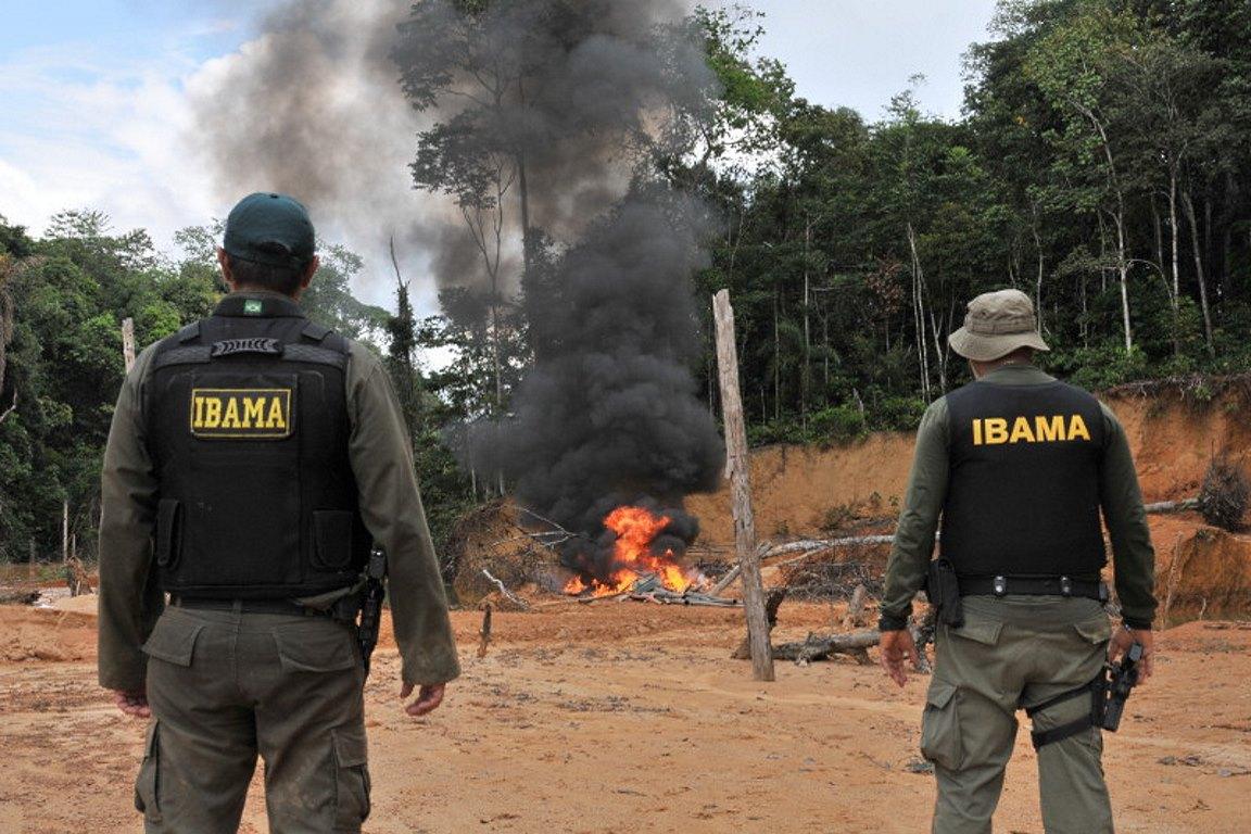 MPF recomenda intensificar fiscalização desautorizada por Bolsonaro