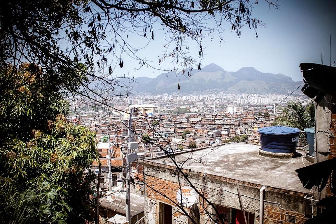 Favela também é lugar de falar sobre meio ambiente