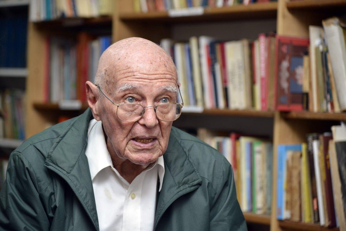 """""""Quem não se preocupa com o meio ambiente passou a dominar as ações"""", diz Alceo Magnanini, aos 93 anos"""