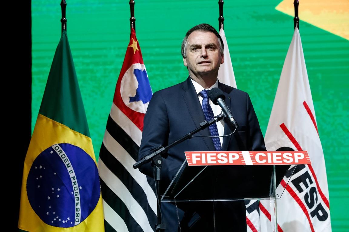 """Bolsonaro: 'O homem do campo não pode se apavorar com a fiscalização do Ibama"""""""