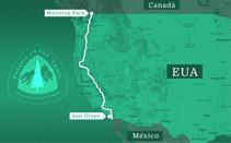 Os aprendizados de um brasileiro na Pacific Crest Trail