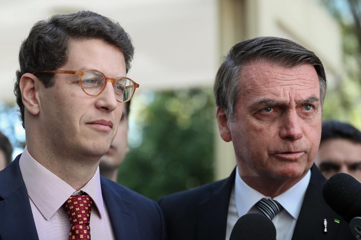 Bolsonaro cria Fundo de multas ambientais com potencial bilionário para que Salles gerencie sob critérios próprios